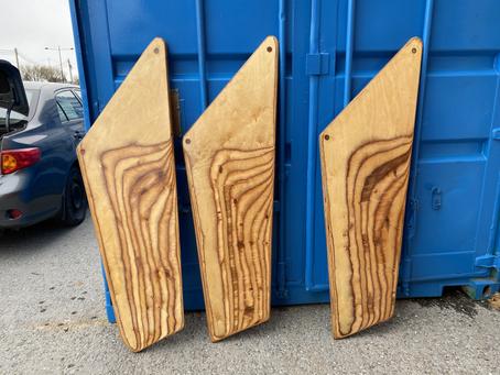Trois pas de plus vers une flotte montréalaise de voiles-avirons