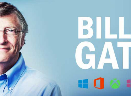 The Most Admired Person: Bill Gates