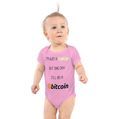 I'm a Satoshi - Infant Bodysuit