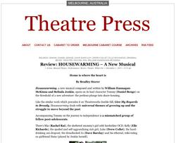 """Theatre Press review """"HouseWarming"""""""