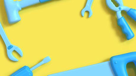 Plastic Hardware Tools