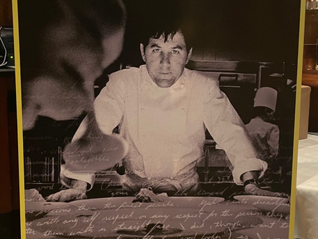 'Love, Charlie' captures the compelling complexity of Chef Trotter