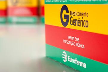 Medicamentos genéricos.
