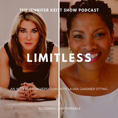 Becoming Unstoppable: Limitless