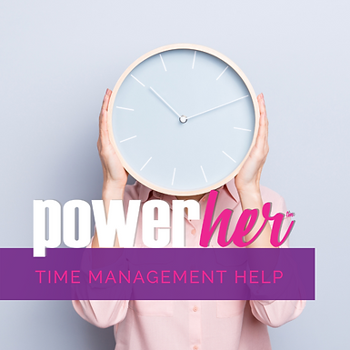 Time Management Help