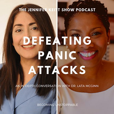 Becoming Unstoppable: Defeating Panic Attacks