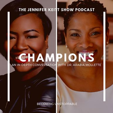 Becoming Unstoppable: Champions