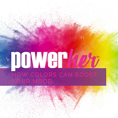 How Colors Can Boost Your Mood
