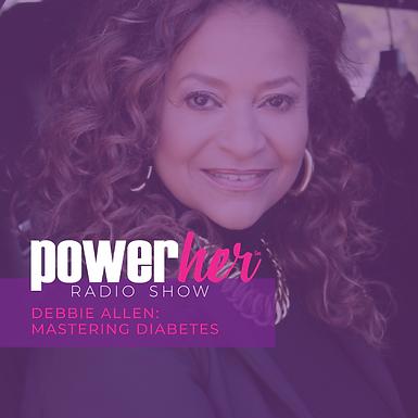 Debbie Allen - Mastering Diabetes