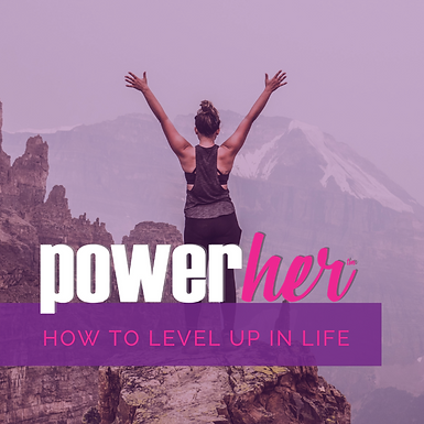 How to Level Up In Life