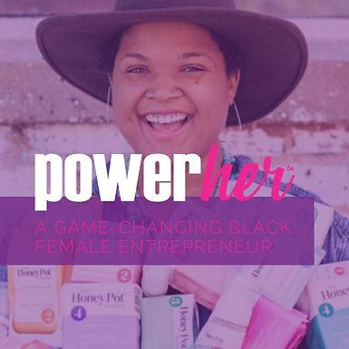 A Game-Changing Black Female Entrepreneur