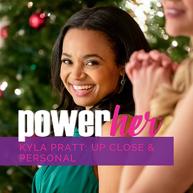 Up Close and Personal with Kyla Pratt