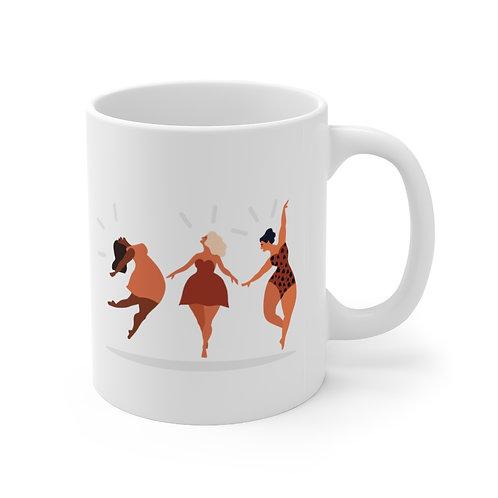 Joy Filled Women Mug
