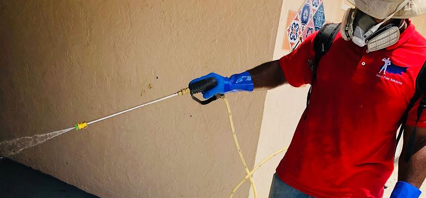 Hero Pest Solutions perimeter pest control
