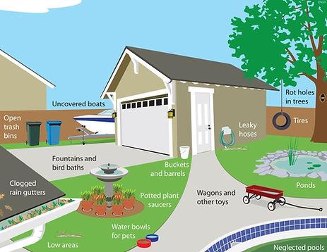 Harborage areas Hero Pest Solutions