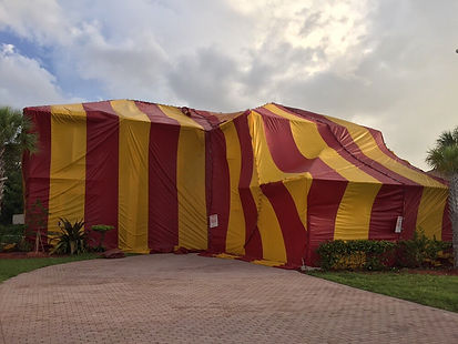 Tenting alternative in South Florida