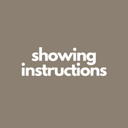 Showing Instructions