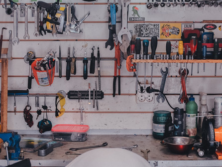 Spring Cleaning: Getting Your Garage Back