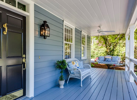 Easy Ways to Improve Curb Appeal