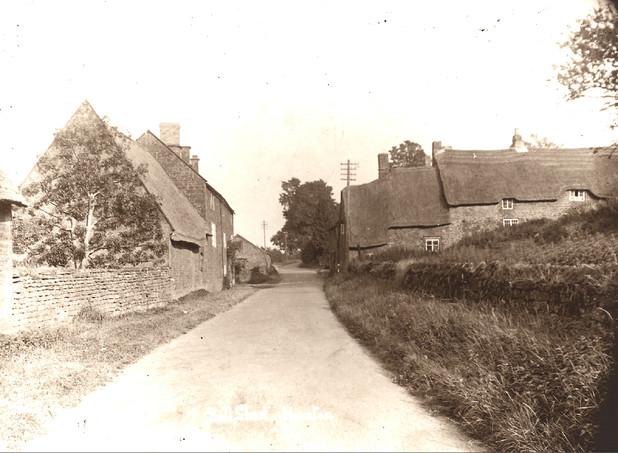 Home Farm - Bell Street 1870