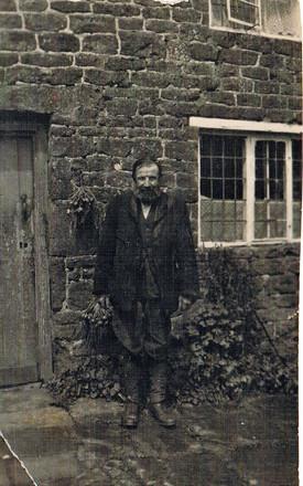 Gramp R Andrews at Millers Lane  home