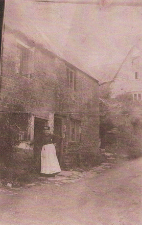 Millers Lane houses