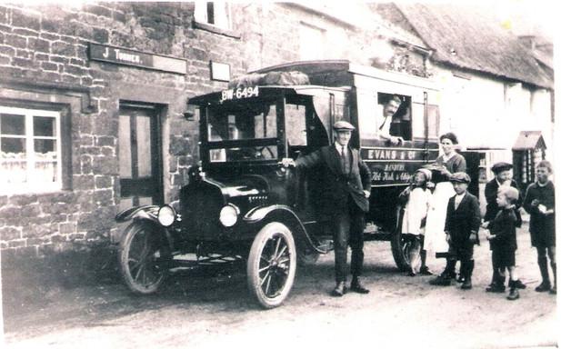 Evans mobile shop