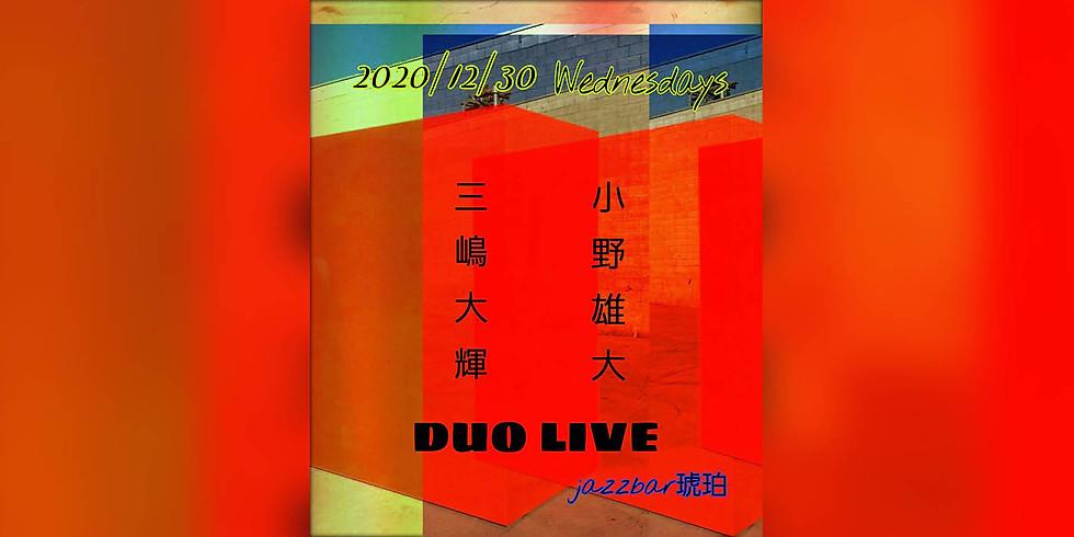 小野雄大 and 三嶋大輝 Duo Live