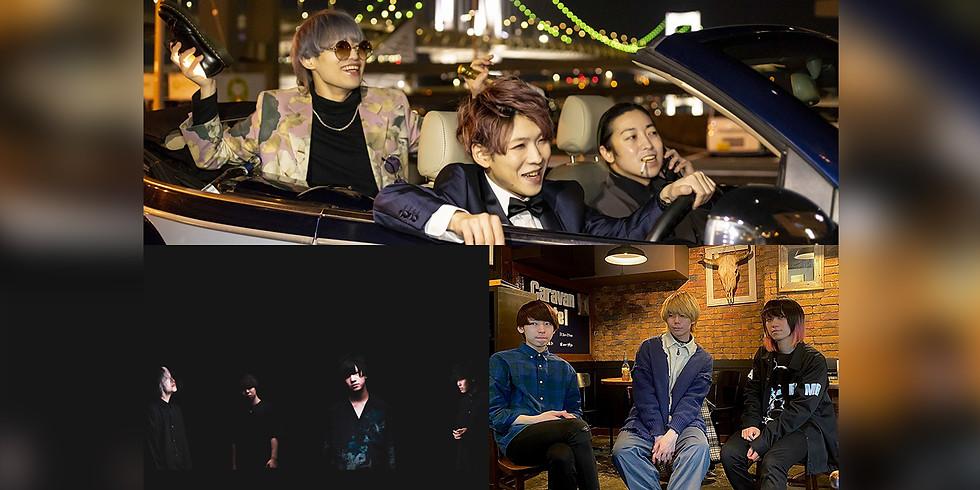 """oldflame mini album """"四季をゆく""""release tour"""
