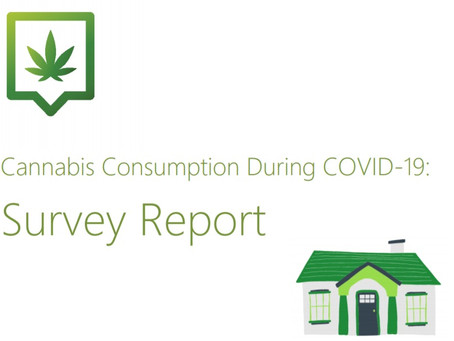 Survey Report: Cannabis Consumption During COVID-19
