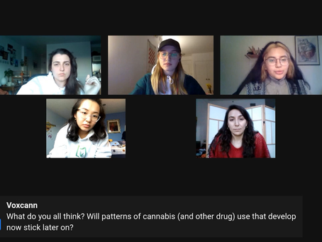 VoxChats: Livestream on Cannabis Use During COVID-19