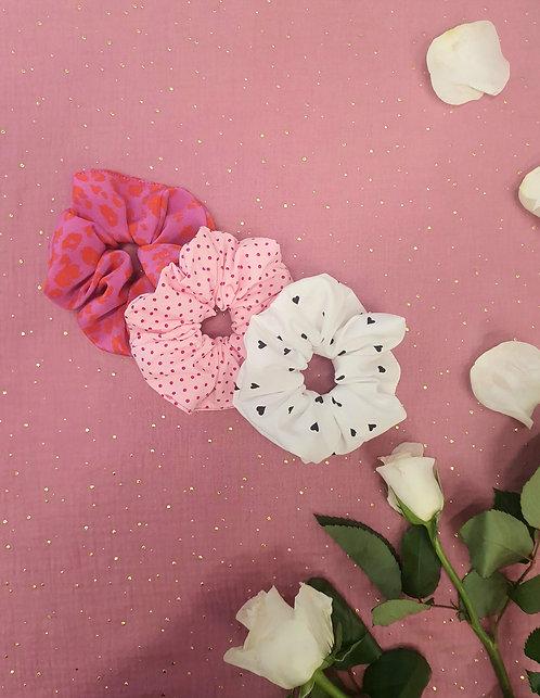 GALENTINES Scrunchie Gift Set