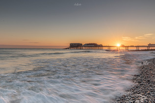 Cromer Pier Norfolk Sunrise