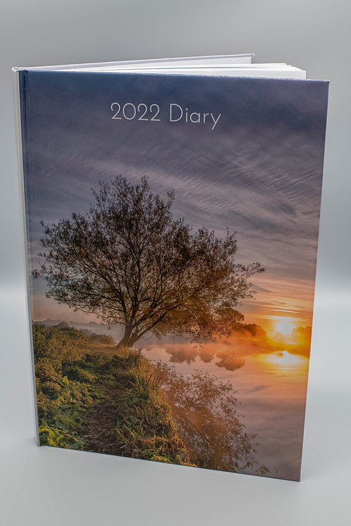 2022 Desk Diary
