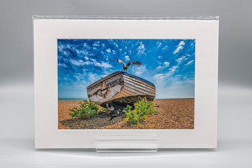 'Beach Boat' Aldeburgh Suffolk