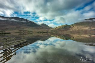 Crummock Water, The Lake District