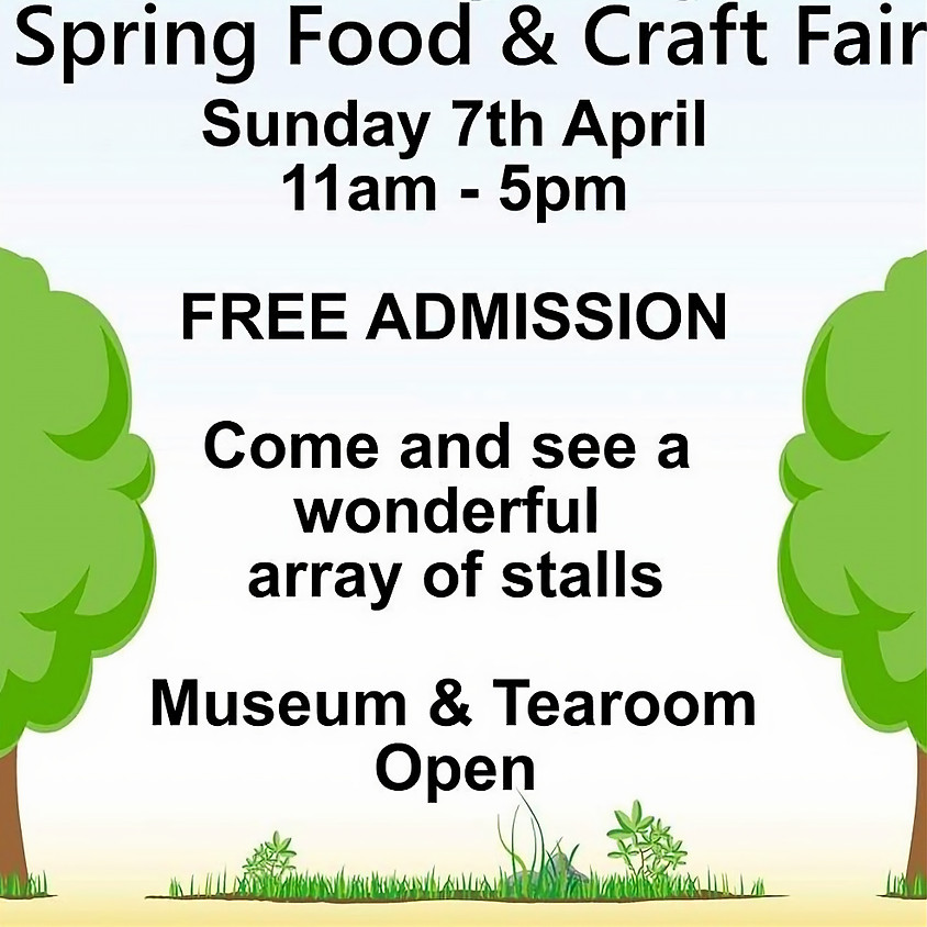 Sunday 7th April - Ramsey Rural Museum