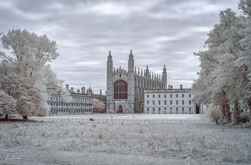 Kings College from The Backs
