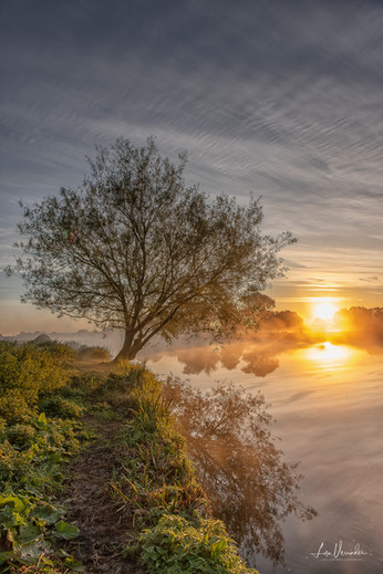 Misty Sunrise Ely Cambs