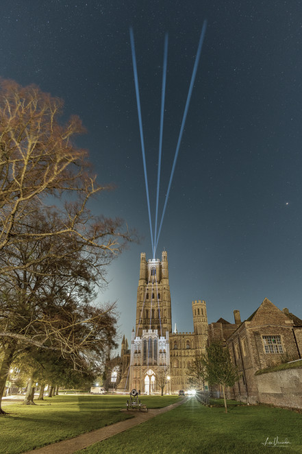 Ely Cathedral 'Light of Hope'