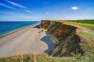 Weybourne Norfolk Cliffs