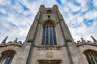 Great St Mary's Church Cambridge