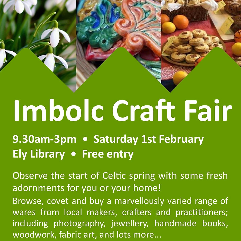 Ely Library Craft Fair