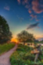 Ely Riverside Sunrise