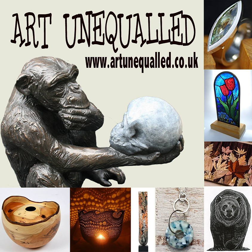 5th-7th November - Art Unequalled Ely Cambs The Maltings