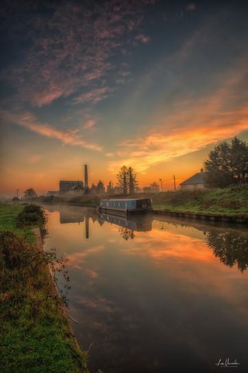 Stretham Old Engine Sunrise