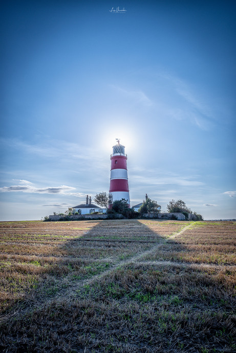 Happisburgh Lighthouse Norfolk