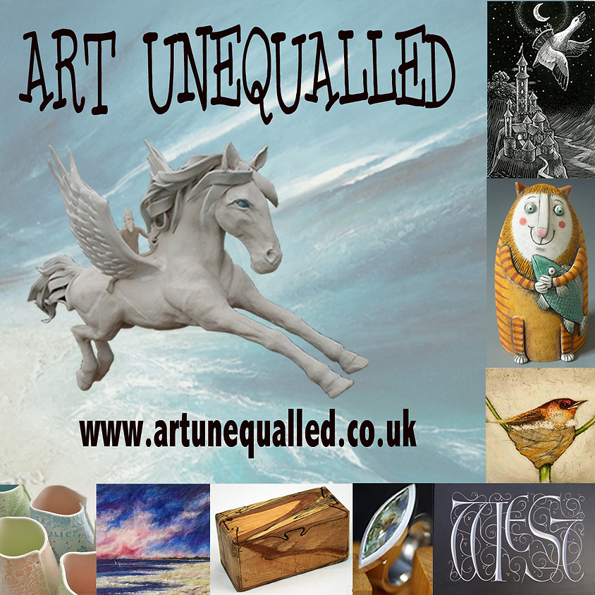 Sat 1st June - The Maltings, Ely Cambs 'Art Unequalled'