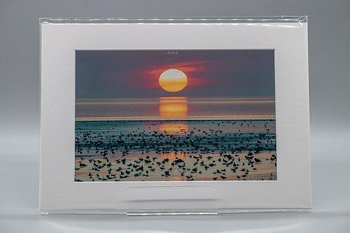Heacham Norfolk Sunset