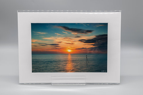 Hunstanton Norfolk Sunset